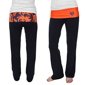 Chicago Bears Ladies Sublime Knit Pants