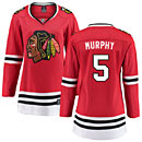 Chicago Blackhawks Connor Murphy Ladies Home Breakaway Jersey w/ Authentic Lettering