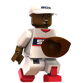 Chicago White Sox Jose Abreu Collectible Mini Figurine