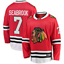Chicago Blackhawks Brent Seabrook Home Breakaway Jersey w/ Authentic Lettering