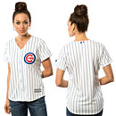 Chicago Cubs Ladies Home Cool Base Replica Jersey