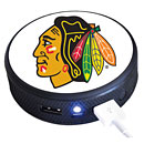 Chicago Blackhawks 4000 mAh Puck Remote Cell Phone Charger
