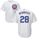 Chicago Cubs Kyle Hendricks Home Cool Base Replica Jersey