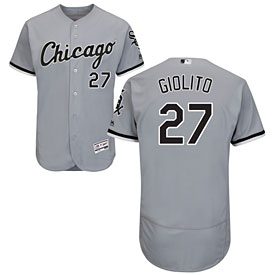 Chicago White Sox Lucas Giolito Road Flexbase Authentic Collection Jersey
