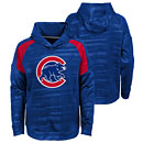 Chicago Cubs Youth Clubhouse Hooded Sweatshirt