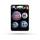 Chicago Cubs Four Pack of Buttons