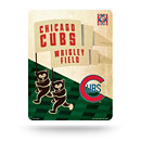 Chicago Cubs Plastic Cooperstown Vintage Wrigley Field Sign