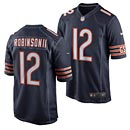 Chicago Bears Allen Robinson Game Team Color Jersey