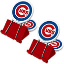 Chicago Cubs 2-Pack Fan Clip