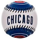 Chicago Cubs Embroidered Logo Soft Strike Baseball