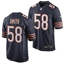 Chicago Bears Roquan Smith Game Team Color Jersey