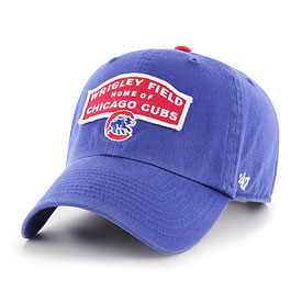 Chicago Cubs Marquee Cleanup Adjustable Cap
