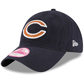 Chicago Bears Ladies Team Glisten Cap Adjustable