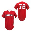 Chicago White Sox Carlton Fisk Authentic 1984 BP Jersey
