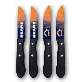 Chicago Bears Steak Knives (Set of 4)