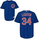 Chicago Cubs Jon Lester Authentic Alternate Jersey