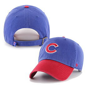 Chicago Cubs Two Tone Clean Up Adjustable Cap
