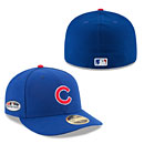 Chicago Cubs 2018 Postseason Authentic Low Profile 59FIFTY Fitted Cap