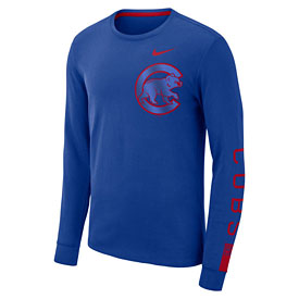 Chicago Cubs Nike Heavyweight L/S Tee
