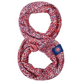 Chicago Cubs Ladies Chunky Infinity Scarf