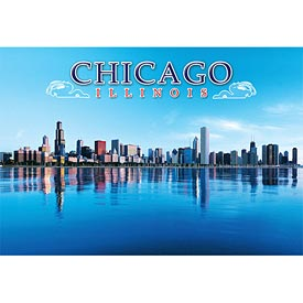 Chicago Waterfront Postcard