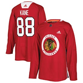 Patrick Kane Chicago Blackhawks adidas Practice Player Jersey