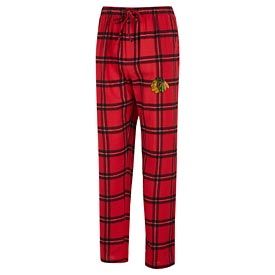 Chicago Blackhawks Concepts Sport Huddle Sleep Pants – Red