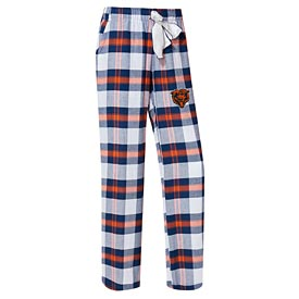 Chicago Bears Women's Headway Plaid Pants