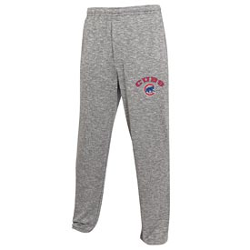 Chicago Cubs Mens Layover Triblend Sleep Pants