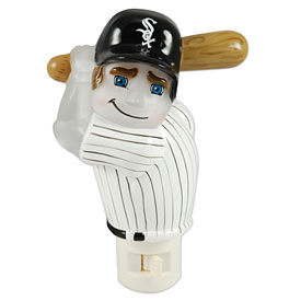Chicago White Sox Acrylic Player Night Light