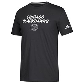 Chicago Blackhawks Winter Classic Performance Classic Sign Tee