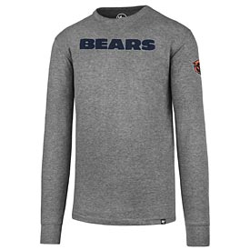 Chicago Bears Long Sleeve Fieldhouse Tee